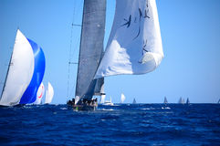 Maxi Yacht Rolex Cup Royalty Free Stock Photography