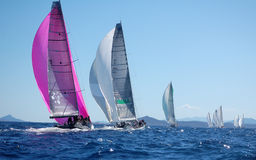 Maxi Yacht Rolex Cup Royalty Free Stock Image