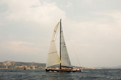 Maxi Yacht Rolex Cup editoriale Fotografia Stock