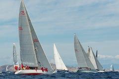 Maxi Yacht Rolex Cup-SegelRegatta Stockfotos