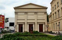 Maxim Gorki Theater op Maart in Berlijn Stock Foto's