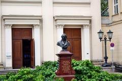 Maxim Gorki Theater op Maart in Berlijn Royalty-vrije Stock Afbeelding