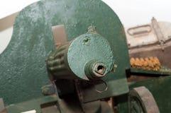 Maxim gun Royalty Free Stock Photo