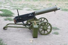 Maxim gun Royalty Free Stock Photos