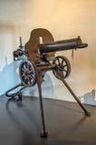 Maxim gun Royalty Free Stock Photography