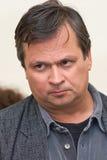 Maxim Kantor, artist, writer. The known Russian artist, writer Maxim Kantor Stock Photo