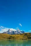 Maxima av Torres del Paine, nationalpark, Patagonia royaltyfri fotografi
