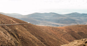 Maxima på Fuerteventura Royaltyfri Foto