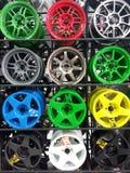 Maximal hjul Royaltyfria Foton