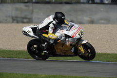 Maxime berger on the ducati, WSBK 2012 Stock Image