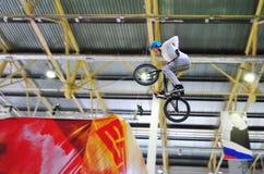 Maxime Chuprina auf russischer Meisterschaft Lizenzfreies Stockfoto