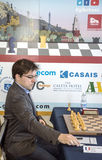 Maxime Vachier Lagrave Stock Photography
