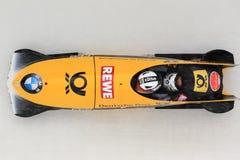 Maximilian Arndt - bobsleigh Stock Image