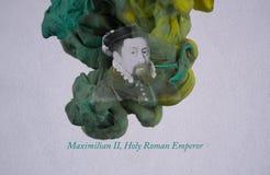 Maximilian II, heiliger Roman Emperor lizenzfreie abbildung