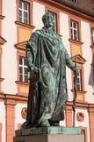 Maximilian II Koning van Beieren Stock Foto