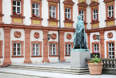 Maximilian monument Stock Photography