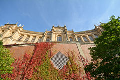 Maximilianeum - Bavarian state parliament in Munich, Bavaria Germany Royalty Free Stock Photo