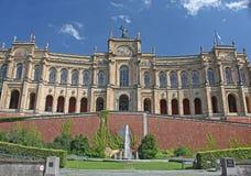 Maximilianeum - München Photo libre de droits