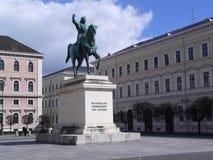 Maximillian monument Stock Image