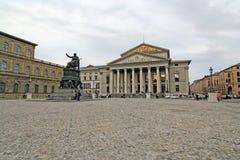Maximum-Joseph Platz, München Royalty-vrije Stock Afbeeldingen