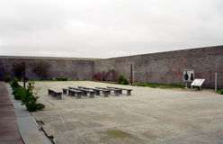 Maximum Security Prison, Robben island, South African Republic Royalty Free Stock Photography