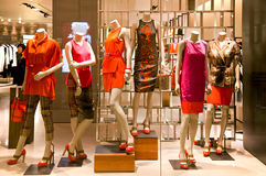 Maxmara boutique Stock Photo