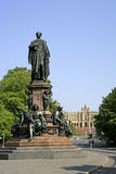 Maxmonument in Munich, Bavaria Royalty Free Stock Photography