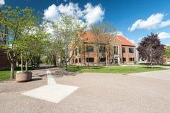 Maxwell Hall at Winona State University Royalty Free Stock Photo