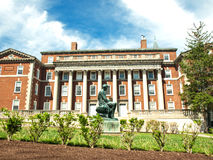 Maxwell school of citizenship and public affairs. The maxwell school of citizenship on the campus of syracuse university in syracuse,new york, the oldest public Royalty Free Stock Photo