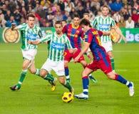 Maxwell von FC Barcelona Stockfotografie