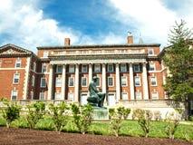 Maxwellskola av medborgarskap och statliga affärer royaltyfri foto
