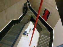 MAXXI-Museum, Rom, Italien Lizenzfreie Stockbilder