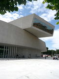 MAXXI Museum, Rome, Italy Stock Photo