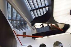 maxxi muzeum Rome Zdjęcie Royalty Free