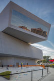 The Maxxi National Museum of the 21st Century Arts Royalty Free Stock Image