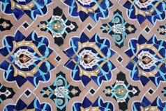 Mayólica de la mezquita Fotos de archivo