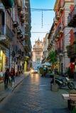 May 10, 2018. Catania, Sicily. stock photo