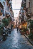 May 10, 2018. Catania, Sicily. stock image