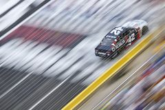 NASCAR: May 27 Coca-Cola 600. May 27, 2018 - Concord, North Carolina, USA: Kyle Larson 42 races down the front stretch for the Coca-Cola 600 at Charlotte Motor stock images