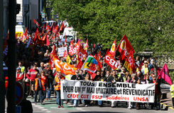 May Day Stock Photography
