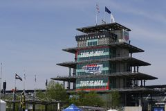 IndyCar: May 11 IndyCar Grand Prix royalty free stock photography