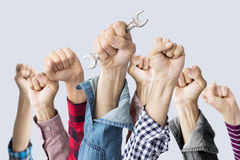 1 may labour day. With people stock photography