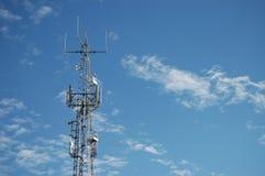 Radio tower, Elgin Royalty Free Stock Image