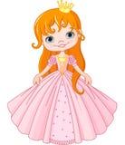 Mały princess Zdjęcie Royalty Free
