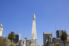 May square, Buenos Aires Stock Photo