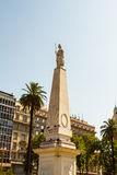 May Square Buenos Aires Royalty Free Stock Photography