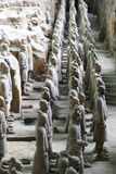 May-07-2017: The Terracotta Army , Warriors and Horses. Xian China. May-07-2017: The Terracotta Army , Warriors and Horses. Close to the Qin Shi Huang`s stock images