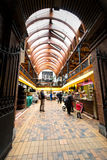 May 20th, 2017, Cork, Ireland - English Market, a municipal food market in the centre of Cork Stock Image