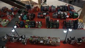 Eid discount before Eid al-Fitr in Hartono Mall Yogyakarta stock photos