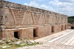 maya Μεξικό πλατεία στοκ φωτογραφία